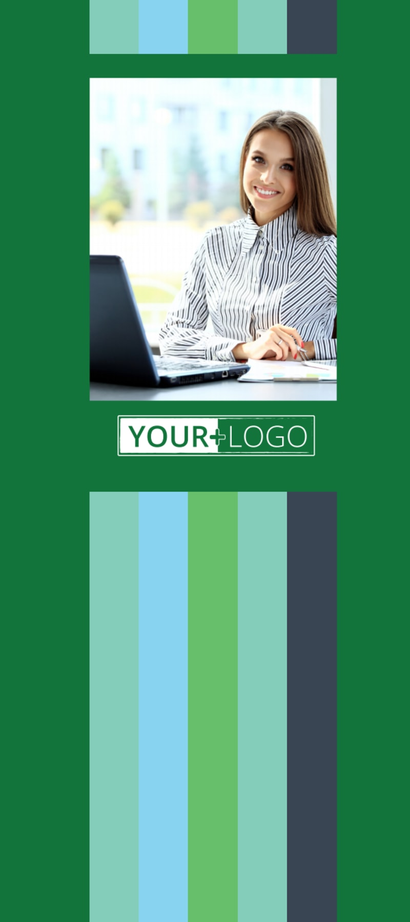 Marketing Consultant Flyer Template Preview 2