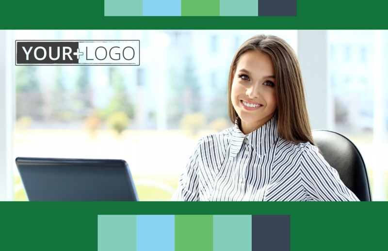 Marketing Consultant Postcard Template Preview 2