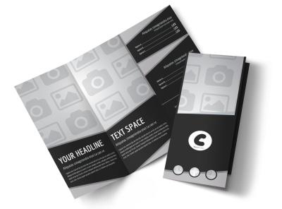 Generic Tri-Fold Brochure Template 3585