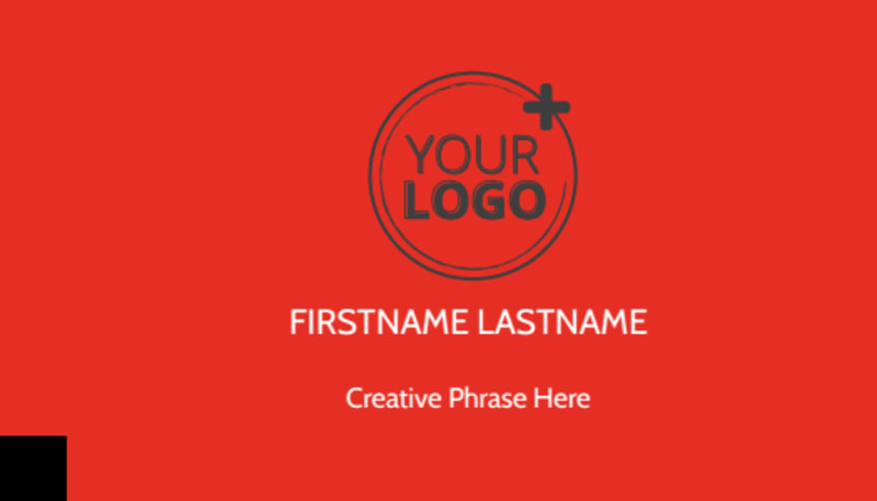 Language Learning Business Card Template Preview 2