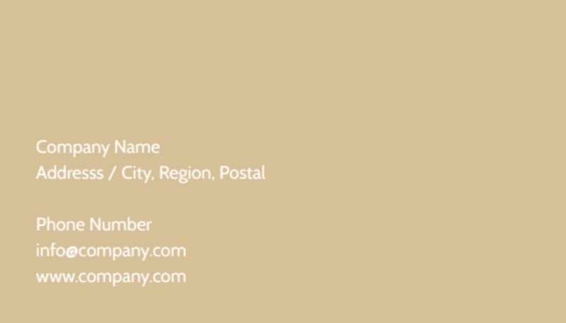Mental Health Counseling Center Business Card Template Preview 3