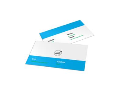 Pharmacy School Business Card Template