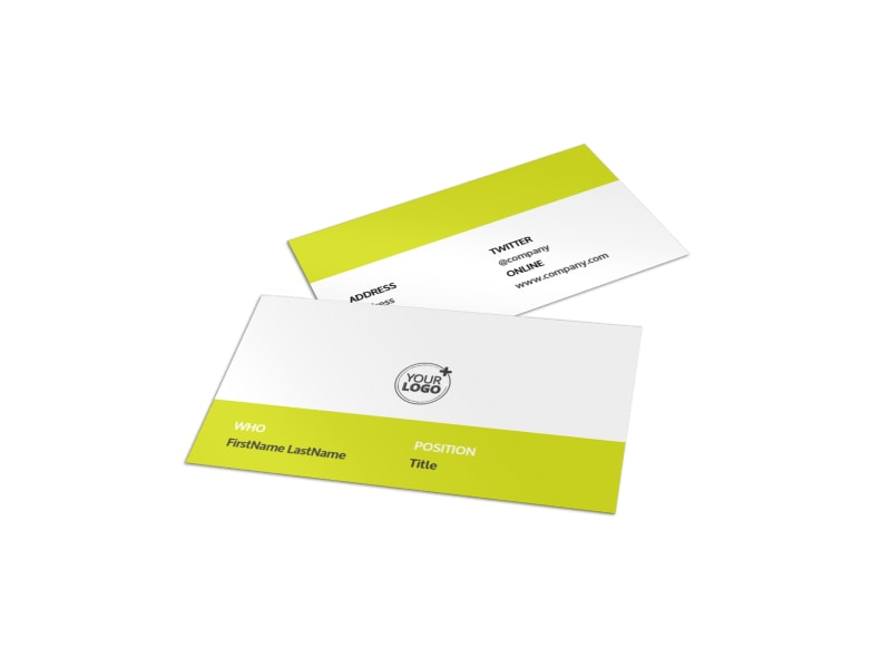 Youth summer camp business card template mycreativeshop kids summer camp business card template colourmoves