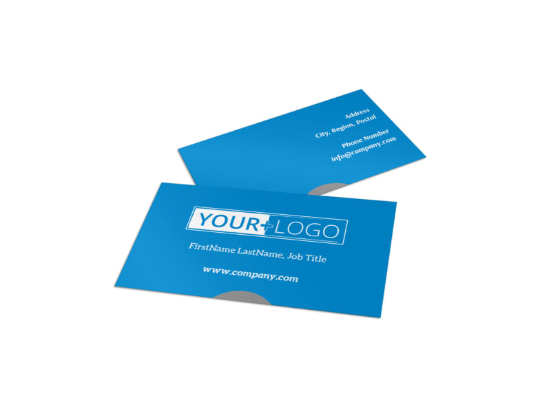 Paddleboard Class Business Card Template Preview 4
