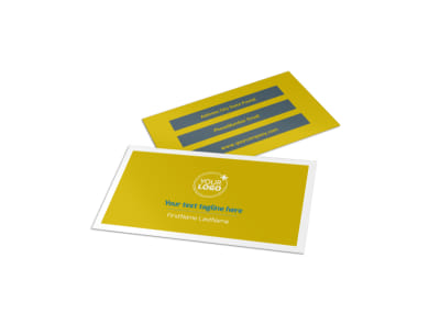 Pet Grooming Bundle Business Card Template
