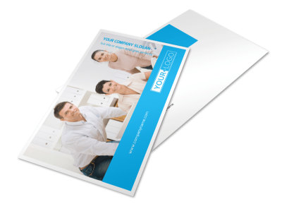 Credit Counseling Postcard Template 2
