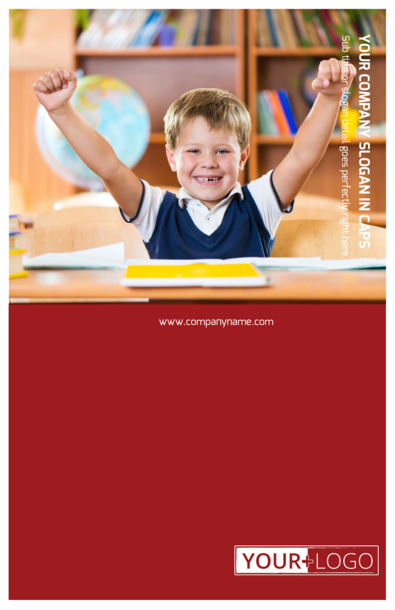 Catholic School Flyer Template Preview 2