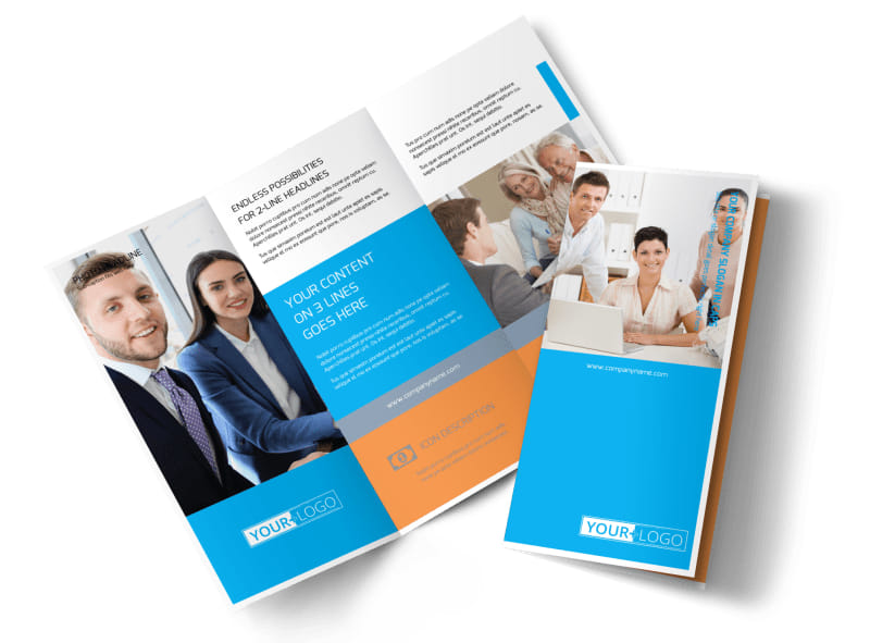 counseling brochure template - credit counseling brochure template mycreativeshop