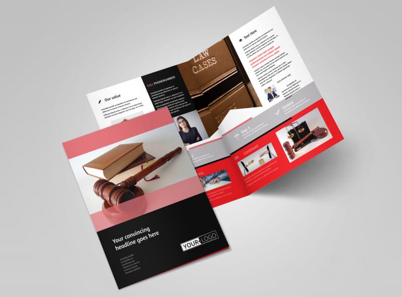 litigation transactional law firms brochure template mycreativeshop