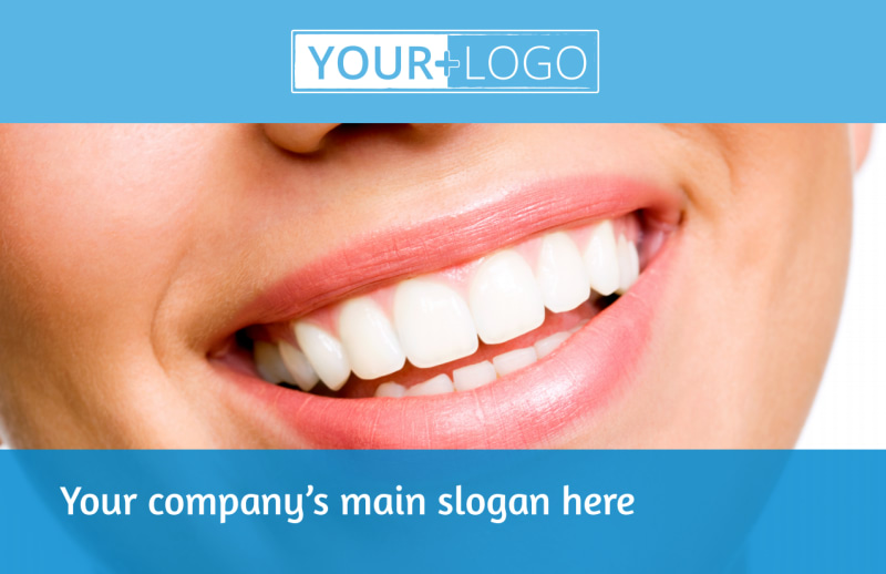 Best Smile Dental Care Postcard Template Preview 2