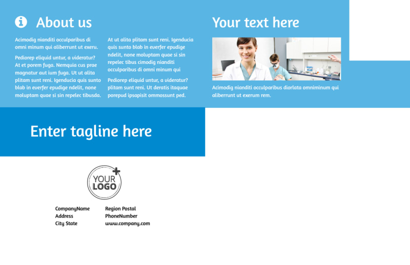 Best Smile Dental Care Postcard Template Preview 3