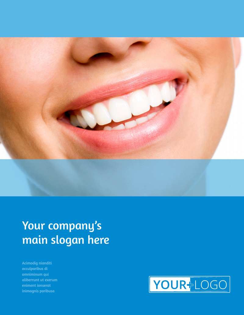 Best Smile Dental Care Flyer Template Preview 2
