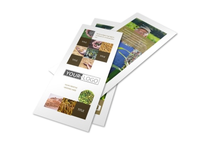 Seed Technology Flyer Template 2