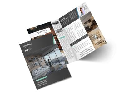 Furniture Store Brochure Template 2