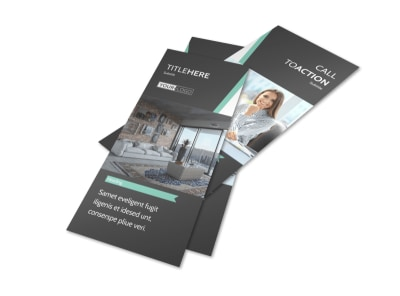 Furniture Store Flyer Template 2