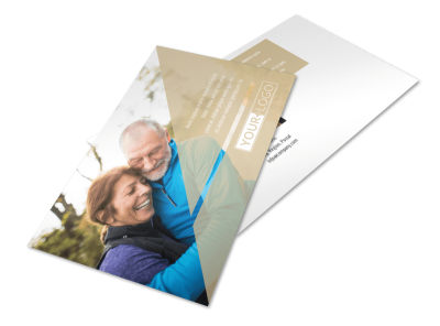 Medical Insurance Postcard Template 2 preview