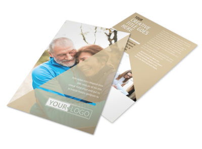 Medical Insurance Flyer Template 3 preview