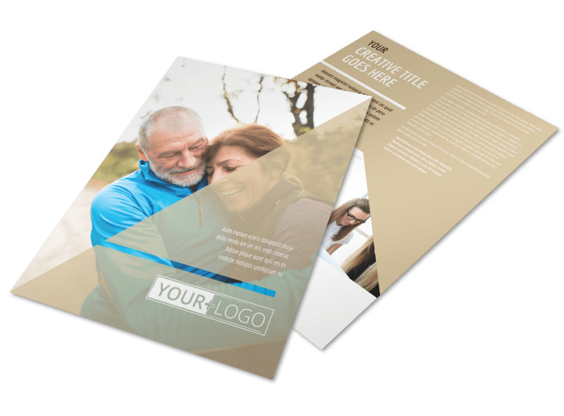 Medical Insurance Flyer Template Preview 4