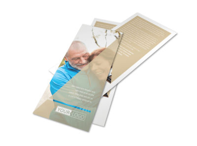 Medical Insurance Flyer Template 2