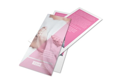 Fertility Clinic Flyer Template 2