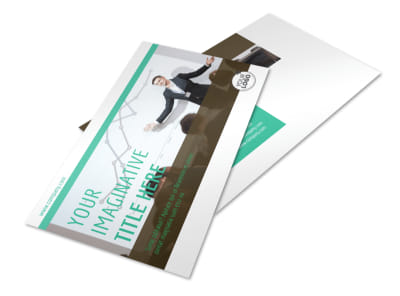 Real Estate Conference Postcard Template 2 preview