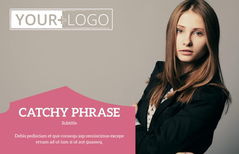 Fashion Agency Postcard Template Preview 2