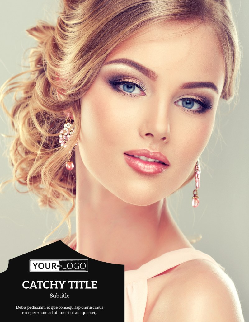 Jewelry Store Flyer Template Preview 2