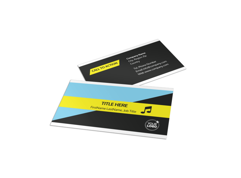 Family Travel Agency Business Card Template Preview 1