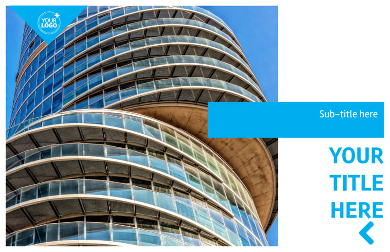 Commercial Real Estate Property Postcard Template Preview 2