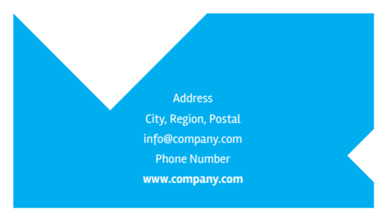 Commercial Real Estate Property Business Card Template Preview 3