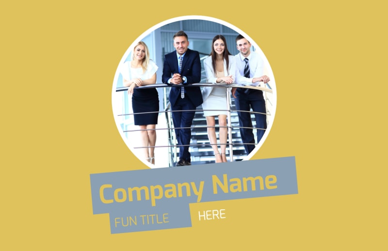 Top PR Firm Postcard Template Preview 2