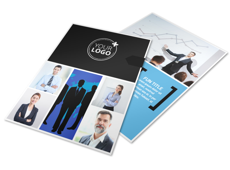 General Business Event Brochure Template – Event Brochure Template
