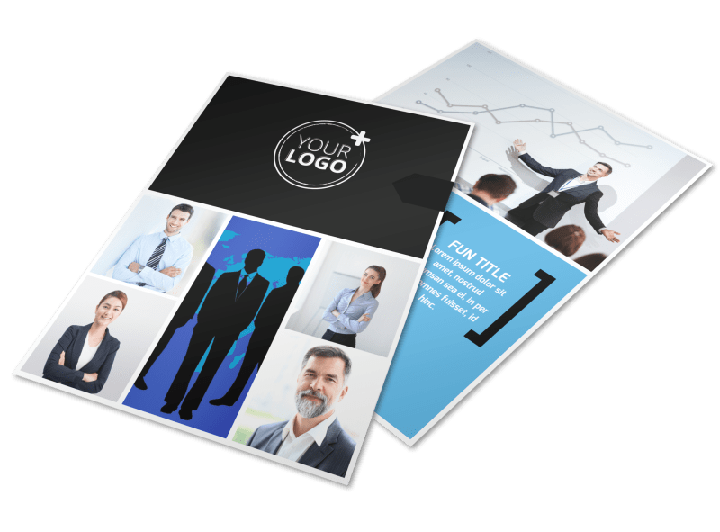 General Business Event Flyer Template Mycreativeshop