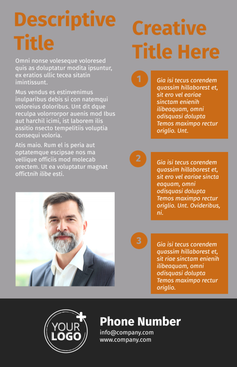 Clean Energy Consulting Flyer Template Preview 3