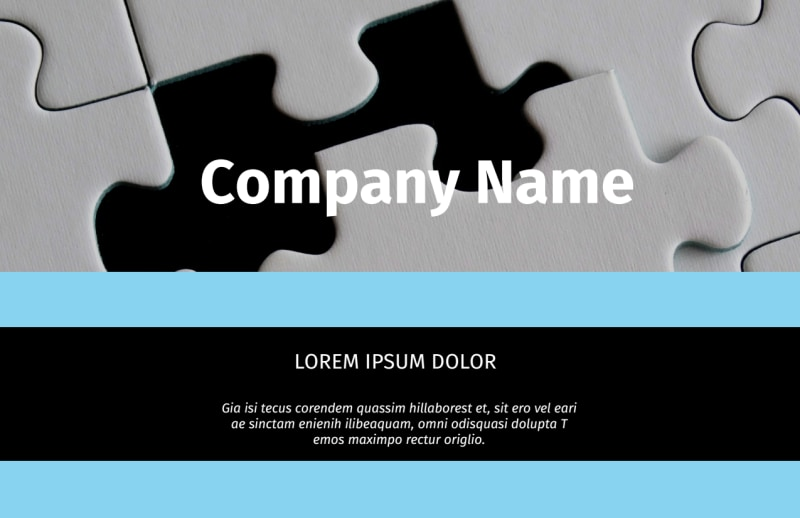 Mergers & Acquisition Firm Postcard Template Preview 2
