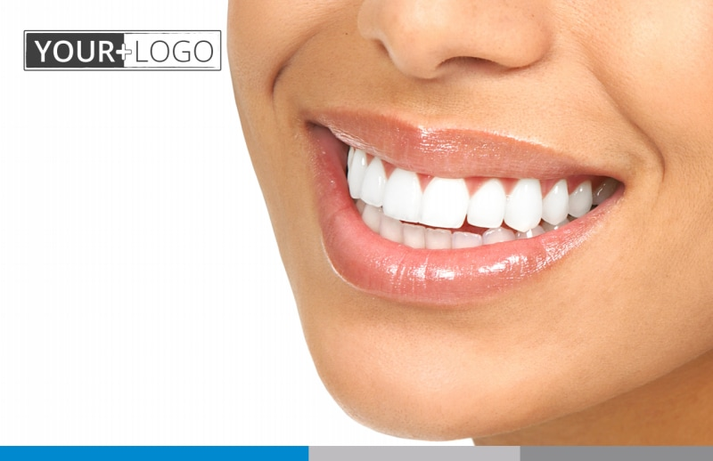 Clean Dental Care Postcard Template Preview 2