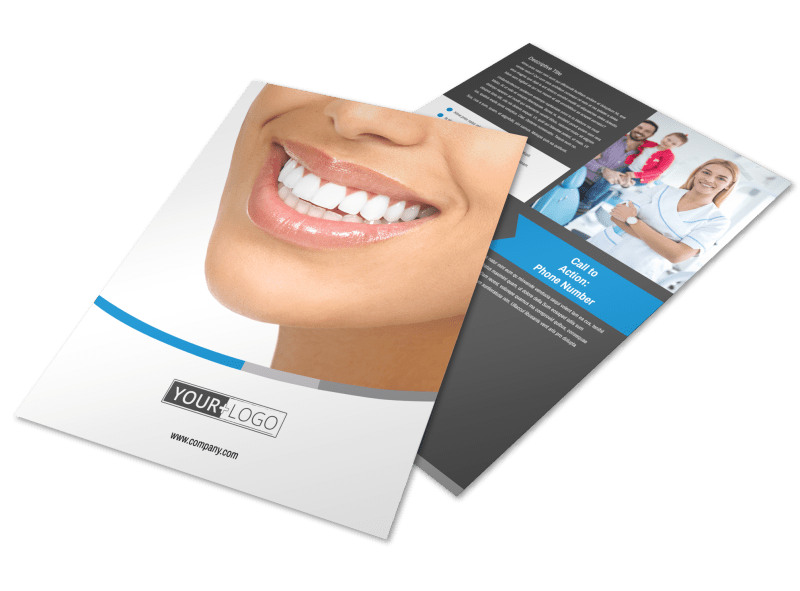 Clean Dental Care Flyer | Medical & Health Care Flyers ...