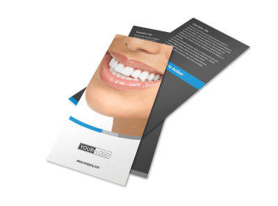 Dentistry & Dental Office Flyer Template 2