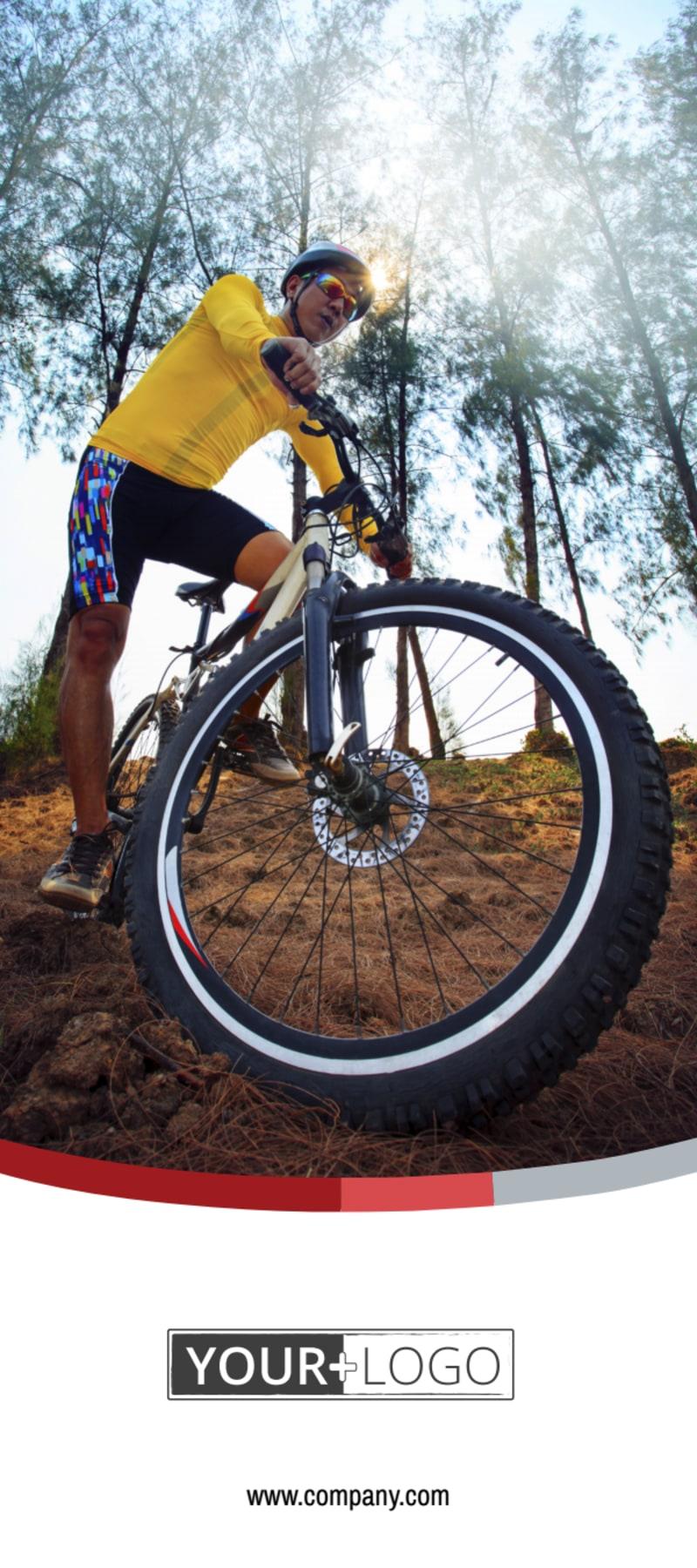 Bike Repair Shop Flyer Template Preview 2