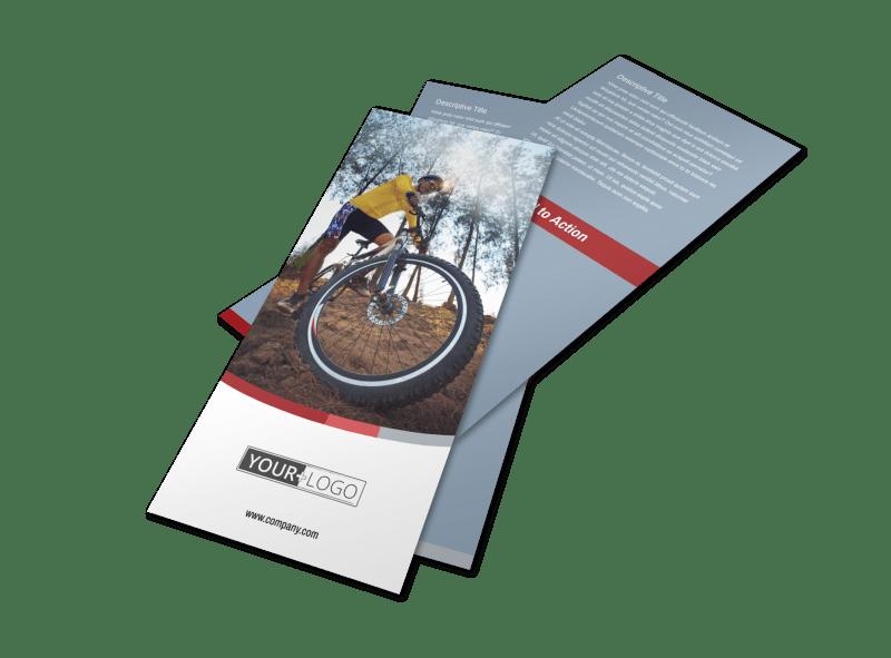 Bike Repair Shop Flyer Template Preview 1