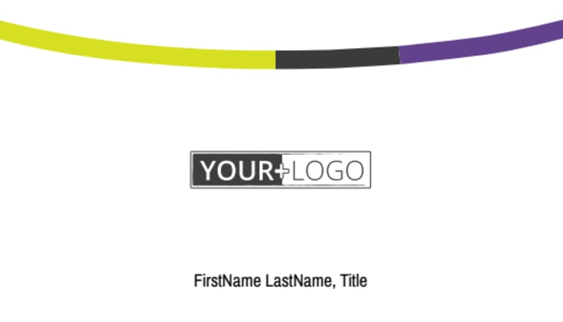 Language Learning Service Business Card Template Preview 2