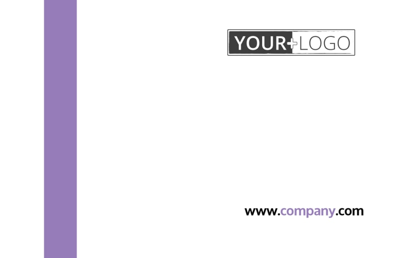 Yoga Studio Postcard Template Preview 2
