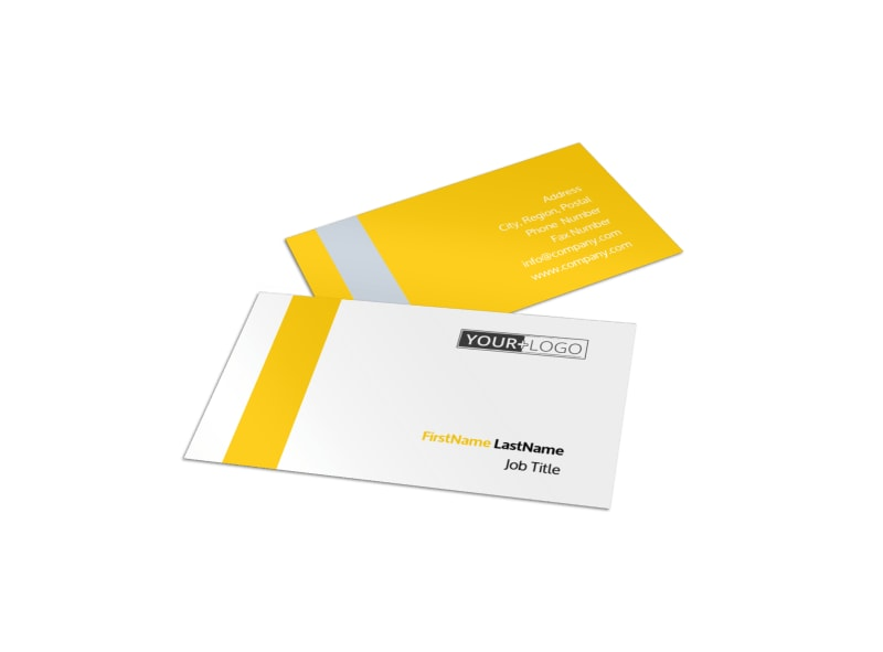 Electrician business card template mycreativeshop electrician business card template flashek