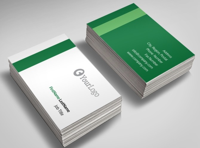 Solar Energy Company Business Card Template