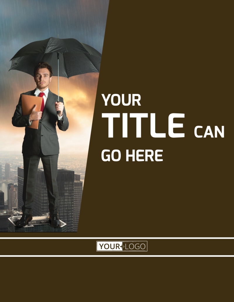 Insurance Agency Flyer Template Preview 2