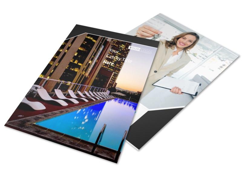 Condominium Real Estate Flyer Template Preview 4