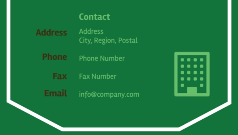 Lawn Care Service Business Card Template Preview 3