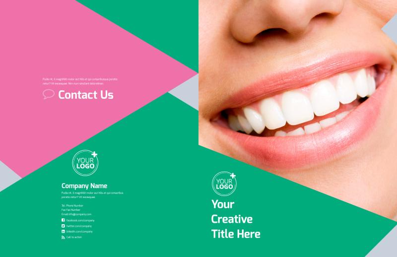 Dental Surgery Center Brochure Template Preview 2