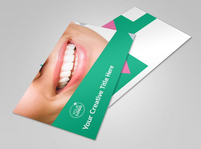 Dental Surgery Center Postcard Template 2