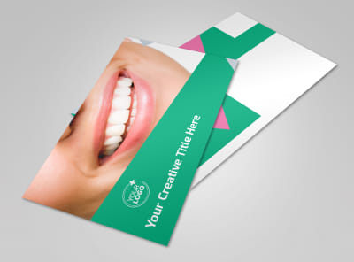 Dental Surgery Center Postcard Template 2